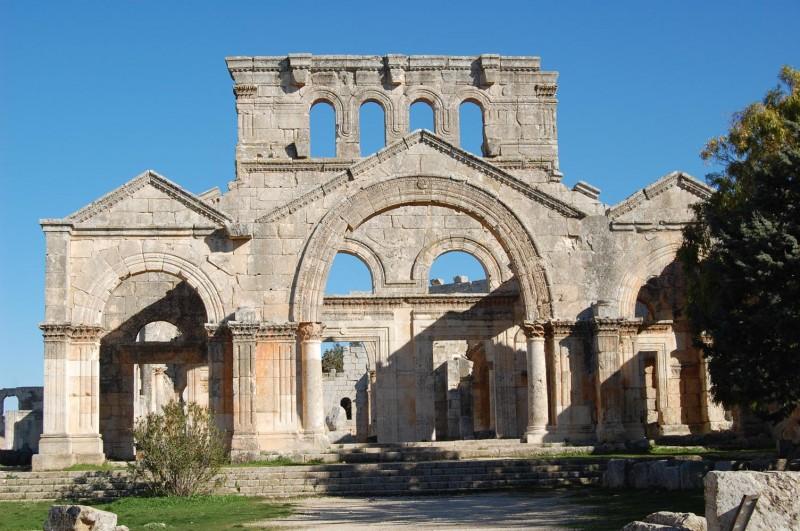 Das loster von St. Simeon