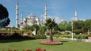 Istanbul, blaue Moschee