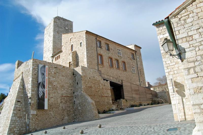 Picasso im Grimaldi-Schloss