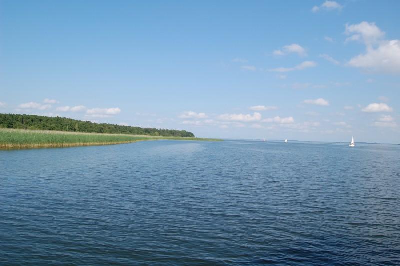 Masuren - viel Landschaft, viel Wasser