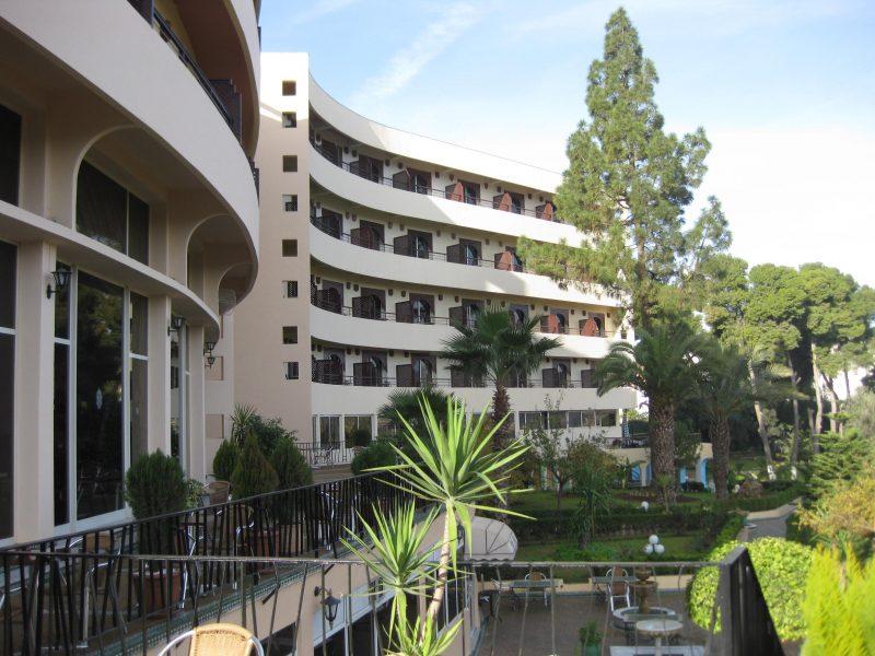 Hotel Menzeh Zalagh - das Hirsch-Hotel in Fes