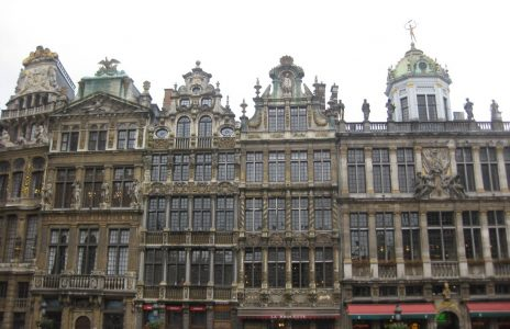 Brüsseler Bürgerhäuser