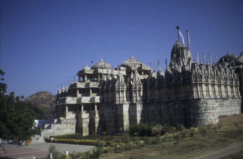 Jain-Tempelanlage Ranakpur