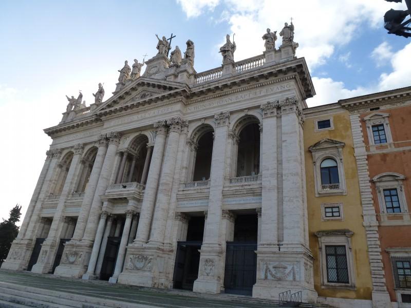 Basilika San Giovanni in Laterano