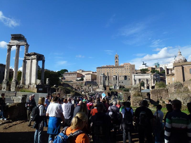 Forum Romanum (2)