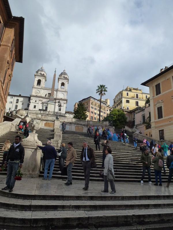 Spanische Treppe 2