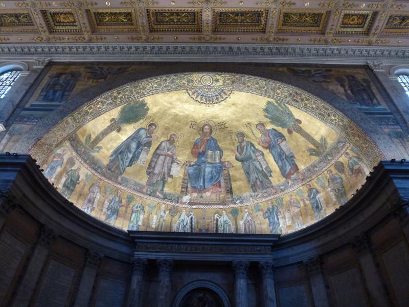 St. Paul vor den Mauern (2)