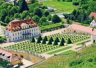 Für Weinkenner ein Begriff: Schloss Wackerbarth