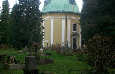 Wolf Dietrich Mausoleum