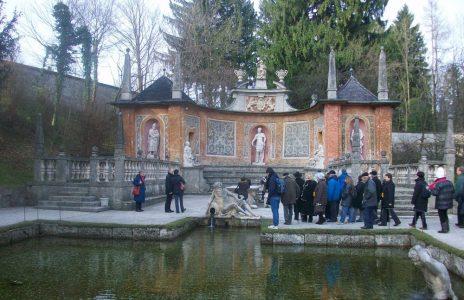 Wasserspiele Schloss Hellbrunn