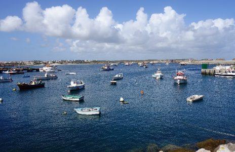 Fischerhafen von Faro