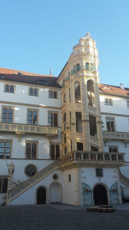 Wendelstein im Schloss Hartenfels
