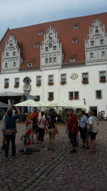 Rathaus in Meißen