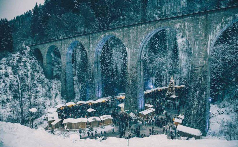 Freiburg und die Ravennaschlucht