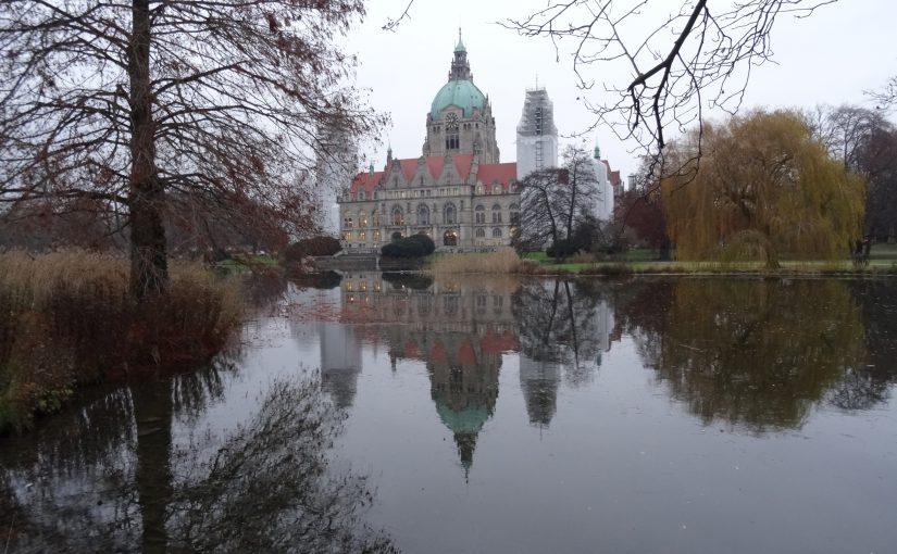 Hannover, Bückeburg und Celle