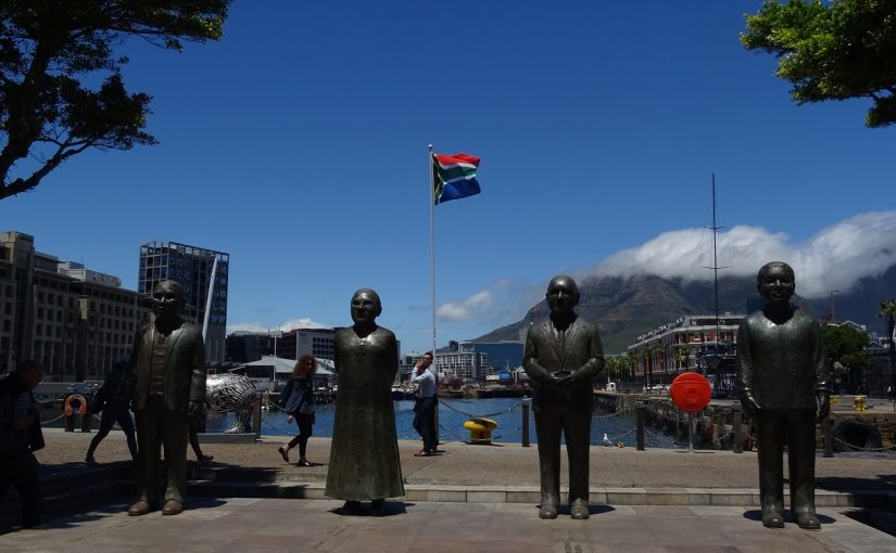 Südafrika – vom Krügerpark ans Kap