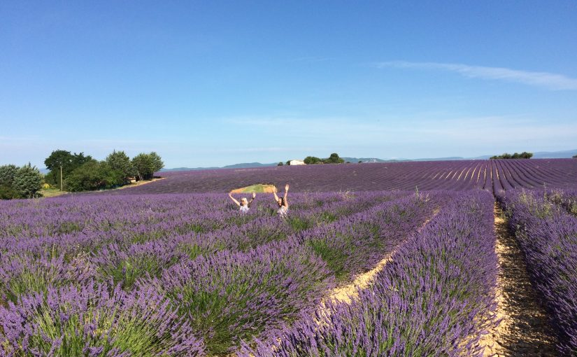 Auf in die Ländliche Provence – Reise Nr. 1 nach dem Lockdown 2020.